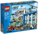 Lego City Police Station 6 M Lsc60047 60047