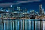 Educa Puzzle Manhattan At Night 1000 Parça 15978