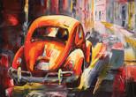 Art Puzzle Vosvos 500 Parça 4164