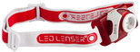 Led Lenser SEO5 Kırmızı Kafa Feneri