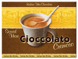 Nostalgic Art Cioccolato Magnet 14142