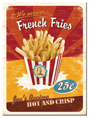 Nostalgic Art French Fries Magnet 14231