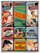 Nostalgic Art Best Garage Magnet 83050