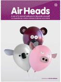 NPW Air Head / Balonlar Sevimli Hayvanlar Parti Aksesuarı W7732