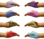NPW Dino Hands / Dinazorlar El Stickerları W6322