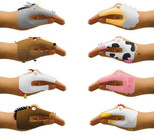 NPW Farm Hands / Çiftlik Hayvanları El Stickerları W6742