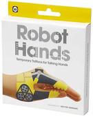 NPW Robot Hands / Robotlar El Stickerları W6339