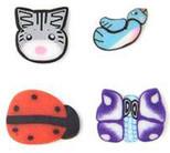 NPW Nail Art Decal Creatures / Hayvanlar Tırnak Süsleme Stickerları NP4779