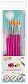 NPW Nail Art Brush / Tırnak Süsleme Fırça Set NP4878
