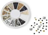 NPW Nail Art Rock Chic Stud Wheel / Şekiller Tırnak Süsleme Taşlar NP5738
