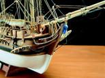 Mamoli H.M.S. Bounty Ahşap Tekne Kiti MV052