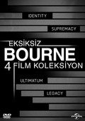 Bourne 4 Film Dvd Koleksiyon