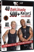 Tk 500 Vol 2 - 40 Dakikada 500+ Kalori Yakarak Sıkılaşın