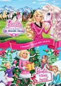 Barbie:Kız Kardeşleri and At Binicilik Okulu+Yılbaşı Partisi İkili Set