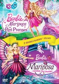 Barbie:Mariposa Ve Peri Prenses - Kelebek Peri Dostları İkili Set