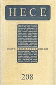 Hece Aylık Edebiyat Dergisi Sayı: 208