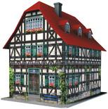 Ravensburger 3D Puzzle Çiftlik Evi Plastik Puzzle 125722
