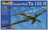 Revell Focke Wulf Ta 3981