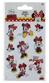 MinnieMouse Sticker 3 Lu Pst.Minnie