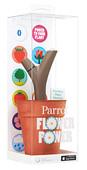 Parrot Flower Power - Kahverengi