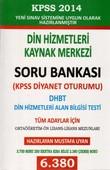 KPSS 2014 Din Hizmetleri Kaynak Merkezi Soru Bankası
