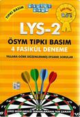 Akıllı Adam LYS-2 Ösym Tıpkı Basım 4 Fasikül Deneme
