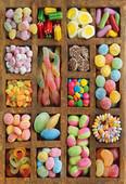 Educa Puzzle Sweet Collage 15963 500'Lük