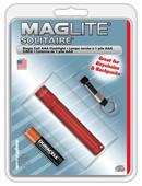 Maglite Soli/Kırmızı Fener (Bls.)2 Lumen Mg K3A036R
