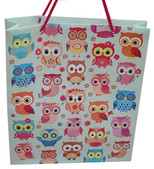 Defter Lovely Bag No: 1 / Owls 64662-3