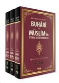 Buhari ve Müslim'in İttifak Ettiği Hadisler (3 Cilt Takım)
