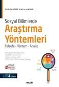 Sosyal Bilimlerde Araştırma Yöntemleri