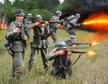 Revell German İnfantry WWII 2630