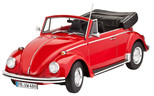 Revell M. Set Vw Beetle Carbriolet 1970 67078