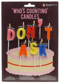 NPW Don't Ask - Who's Counting Candles / Pasta Mumu - Sorma W4755
