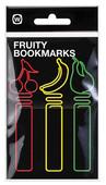 NPW Fruity Bookmarks / Meyveler Kitap Ayracı W7039
