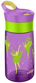 Contigo Autoseal Kids Gracie Water Bottles 420 Ml  Purple Fairies-Leylak Peri 1000-0351