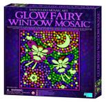 4M Glow Fairy Window Mosaic / Parlayan Pencere Mozaik - Peri 4647