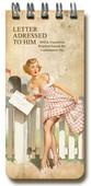 Deffter Pin-Up Kızları Postacı 64758-3