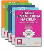 Banka Sınavlarına Hazırlık Modüler Set 5'li