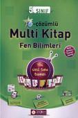 Anafen 5.Sınıf E-Çözümlü Multi Kitap Fen Bilimleri