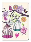 Deffter Design Seri 18,5*25 - Birds Housing