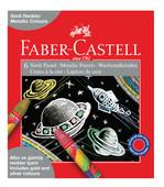 Faber-Castell Simli Pastel Boya, 6 Renk - 5281125406