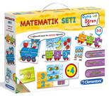 Clementoni Oyna ve Öğren Matematik Seti 64244