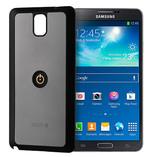 Mountr Samsung Galaxy Note 3 Kapak Gri - Co1-N3G
