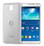 Mountr Samsung Galaxy Note 3 Kapak Silver Co1-N3S