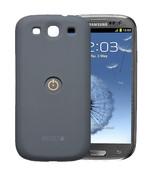 Mountr Samsung Galaxy S3 Kapak Gri - CO1-S3G