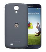 Mountr Samsung Galaxy S4 Kapak Gri - CO1-S4G