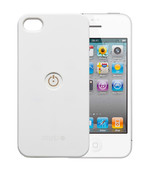 Mountr İphone 4/4S Kapak Beyaz CA1-İ4W