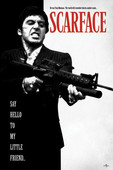 Pyramid International Maxi Poster - Scarface - Say Hello To My Little Friend