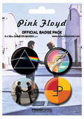 Pyramid International Rozet Seti - Pink Floyd